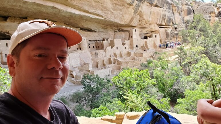 Cliff Palace Mesa Verde