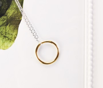 halsband,guldring