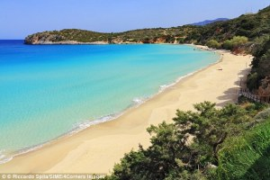 crete holidays each year
