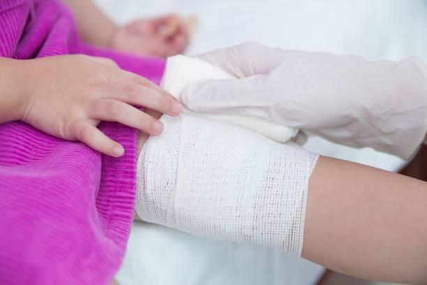 14 детских летних травм. Правила первой помощи