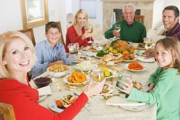 Как не поправиться в новогодние праздники?