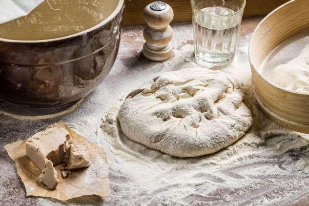 Мастерство приготовления творожного теста для пиццы