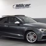 Milcar Automotive Consultancy Audi S3 Sedan 2016