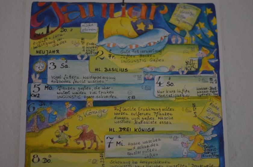 Lutzis Mondkalender