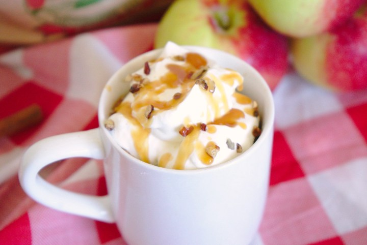 Apple Mug Cake Recipe