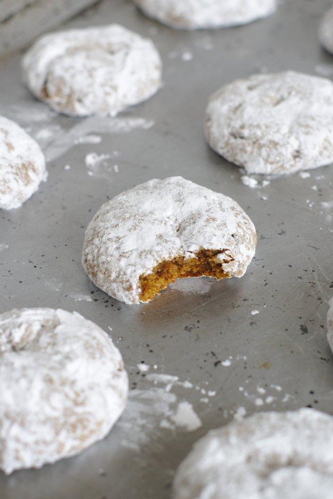 Pfeffernüsse Cookies