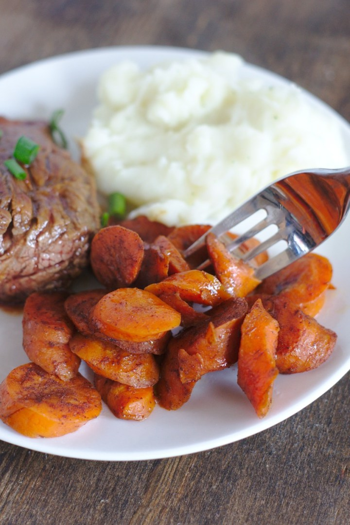 Slow Cooker Carrots