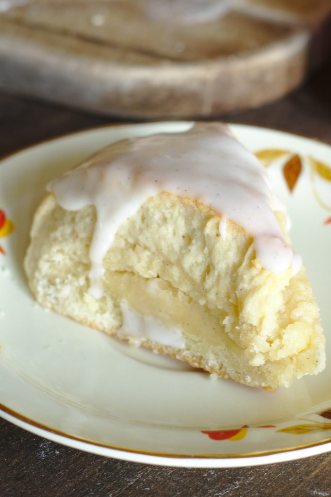 Starbucks Vanilla Bean Scones