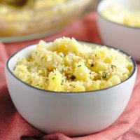 Creamy Brie Mac and Cheese
