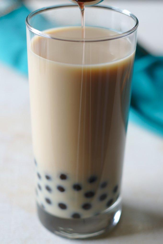 What is bubble tea