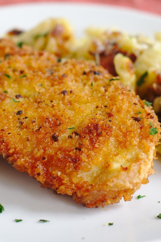 German Chicken Schnitzel Recipe