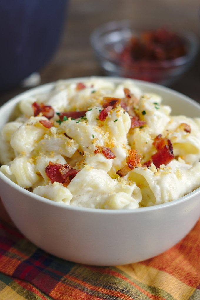 Easy Gouda Mac and Cheese