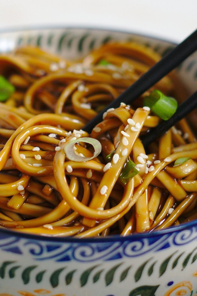 Japanese Teriyaki Noodle Recipe