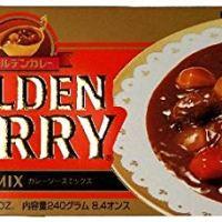 S&B Golden Curry Sauce Mix, Mild, 8.4-Ounce