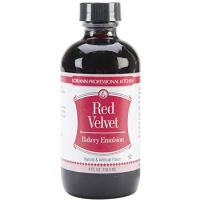 LorAnn Red Velvet Bakery Emulsion, 4 ounce bottle
