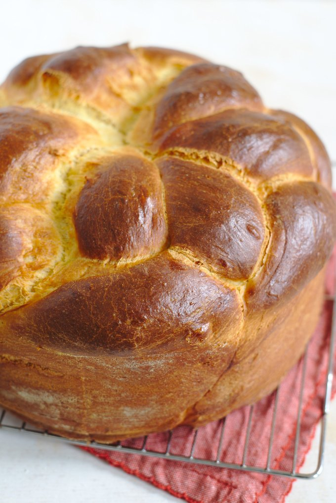 French Brioche Bread