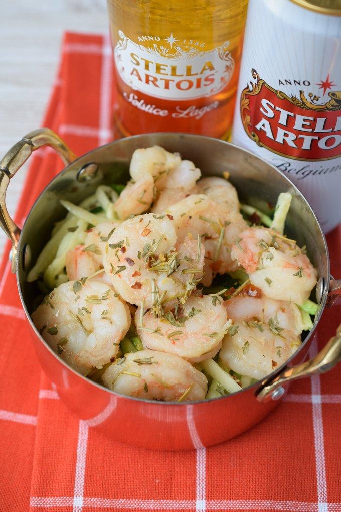 Cajun Shrimp Skillet