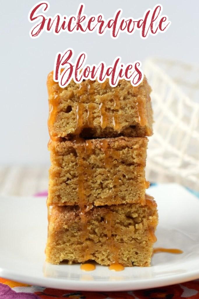 Homemade Blondie Recipe