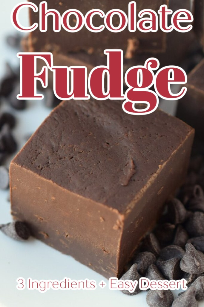 Easy Chocolate Fudge