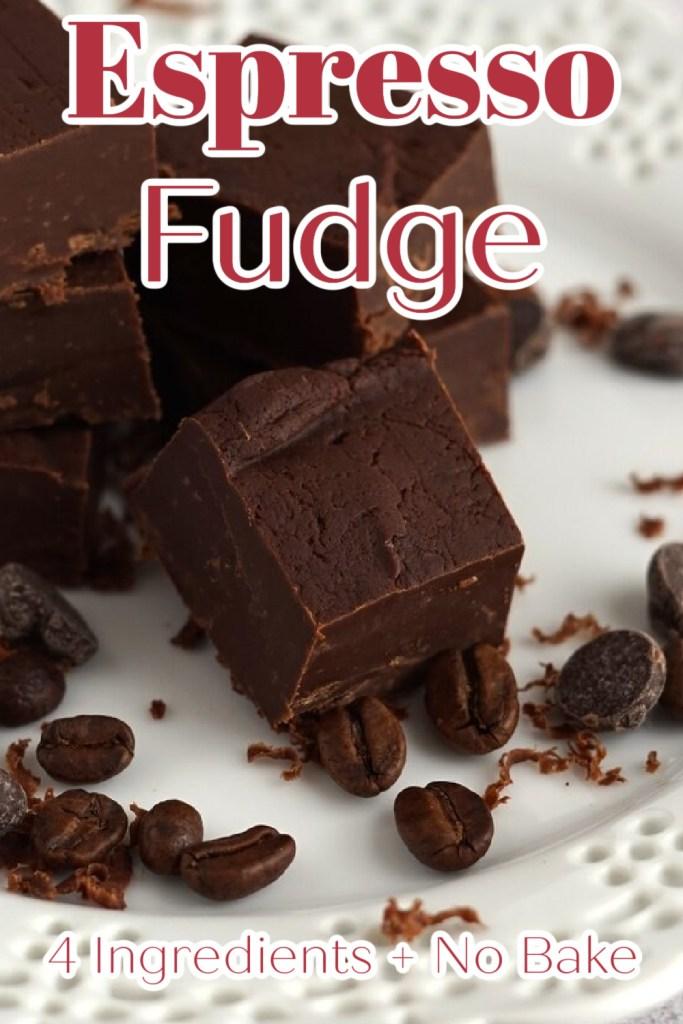 No Bake Fudge