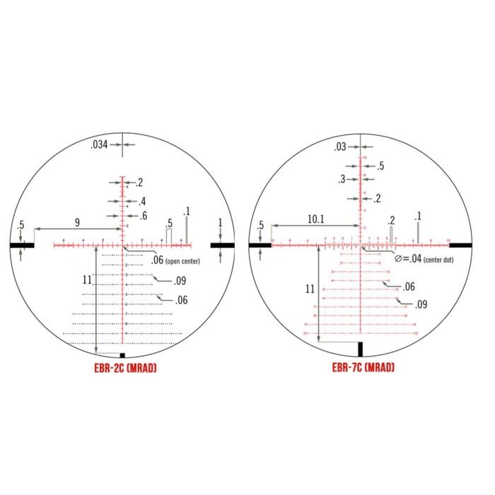 vortex ristikko ebr-7c ja ebr-2c vertailu