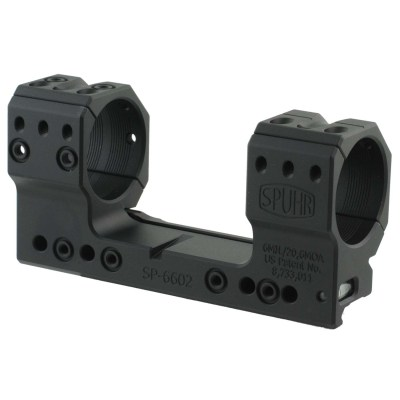 "Spuhr SP-6602 Scope Mount Ø36 H38mm/1.5"" 6MIL PIC"