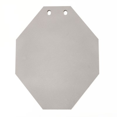 Metallimaalitaulu: Mini IPSC ACD alue – 12mm – MILDOT