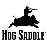 hog saddle logotype mildot finland
