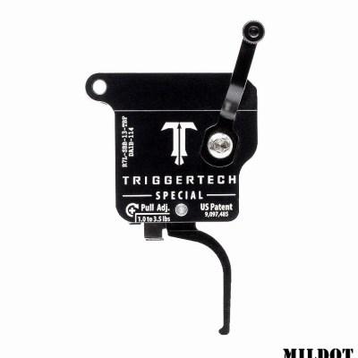Triggertech REM 700 Special LEFT Flat Black