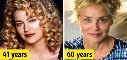 Famous Celebrities over Fifty Who Have Never Had Plastic Surgery