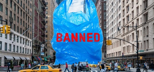 New York Finally Bans Plastic After California
