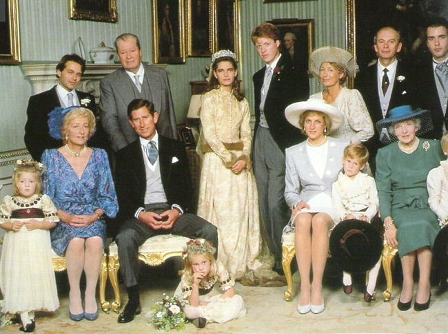 The women of the royal family