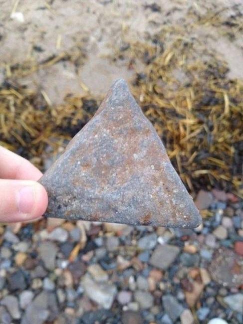A perfect triangle