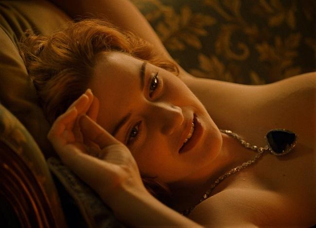 Kate Winslet — Titanic