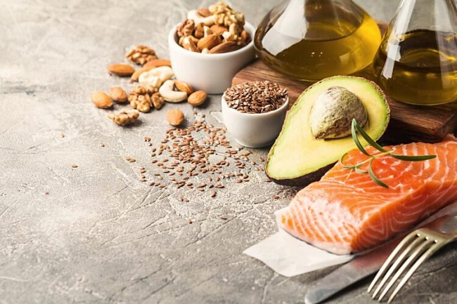 Healthy fats sources