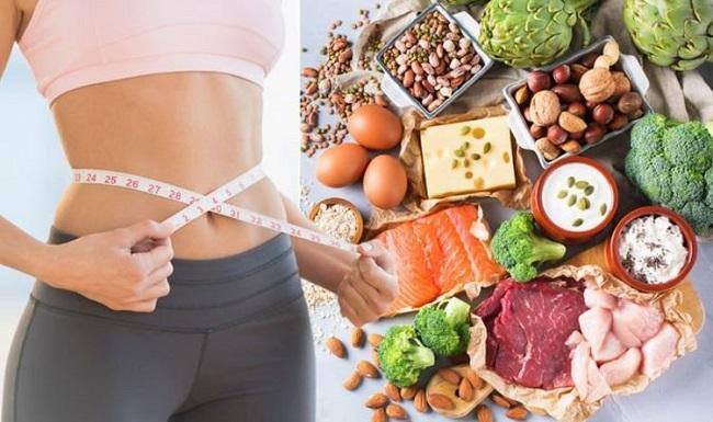 Start eating protein
