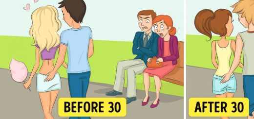 The Difference In Life Before And After You Turn 30