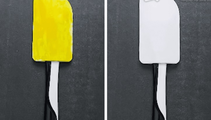 How to make your spatula look new again