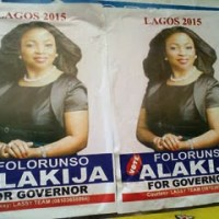 LEAVE ME ALONE!...I HAVE NO CALLING FOR POLITICS...SAYS BILLIONAIRE BUSINESSWOMAN FOLORUNSHO ALAKIJA