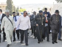 SPIRIT OF JUDAS…NIGERIANS WANT TO KNOW FROM BISHOP ORITSEJAFOR HOW HIS CLOSENESS TOGEJ HELPED TO PRESERVE OR ADVANCE THE CAUSE OF THE GOSPEL!