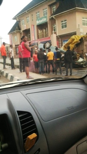 UPDATE INFO/COMMENTS ABOUT FATAL VALENTINE ACCIDENT ON FESTAC LINK ROAD EARLY TODAY