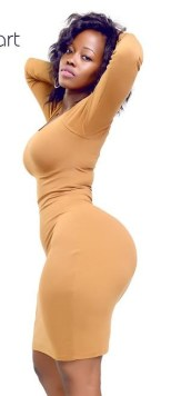 PICTURES...SEE KIM KARDASHIAN OF AFRICA!