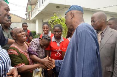 WHISPERS from JIMMY AGBAJE'S CAMP EXCLUDED FROM HIS LETTER OF THANKS TO SUPPORTERS!