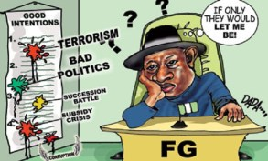 JUST FOR THE RECORDS...TOP 12 CORRUPTION CASES IN NIGERIA