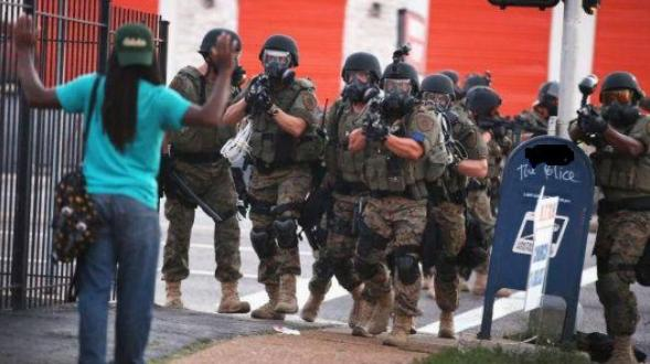 NIGERIANS TAKE NOTE!...AMERICAN POLICE HAVE KILLED AT LEAST 2,611 PEOPLE SINCE FERGUSON!