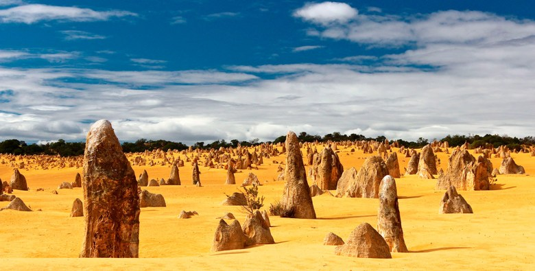 The Pinnacles Desert, Cervantes