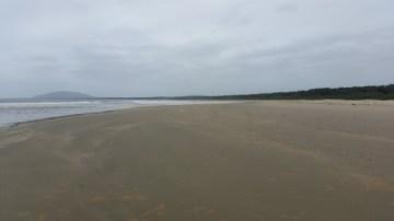 Beach look south from Gerroa