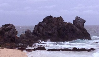 Camel Rock but can you also see the face of a women to the right