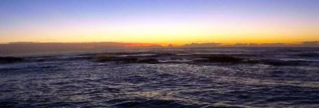 Sunrise at Wreck Rock Beach