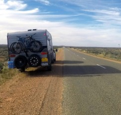 Barrier Hwy, Outback NSW